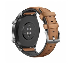 "Slika izdelka: Pametna ura: Huawei Watch GT Classic 46mm 3,5cm (1,39"") AMOLED Display - srebrna"